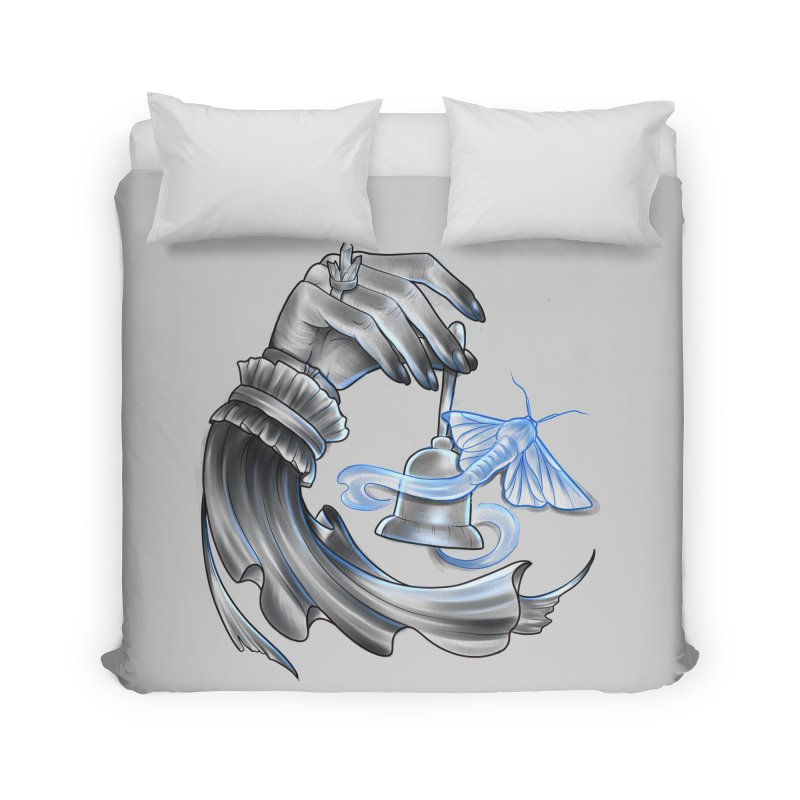 The Wisp Home Duvet by Toadhouse Editions