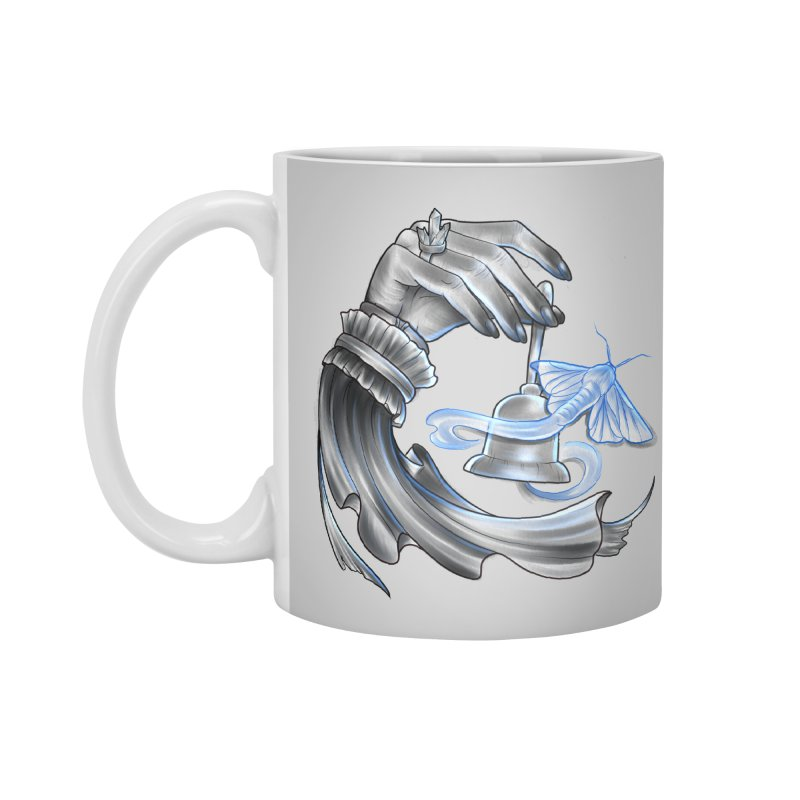 The Wisp Accessories Standard Mug by Toadhouse Editions