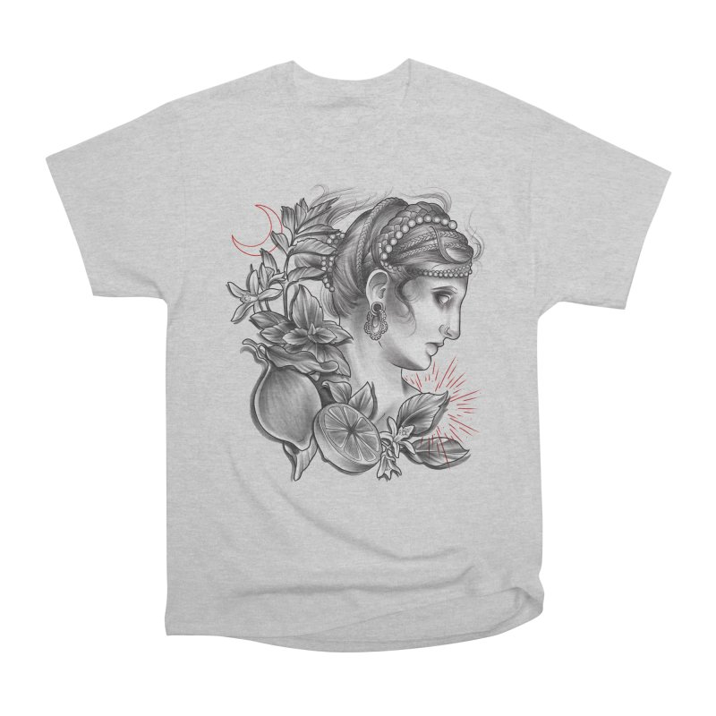 Limonana Women's Heavyweight Unisex T-Shirt by Toadhouse Editions