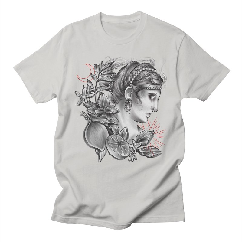Limonana Men's Regular T-Shirt by Toadhouse Editions