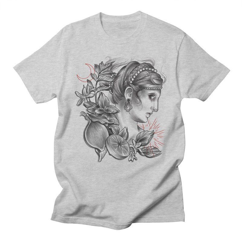 Limonana Women's Regular Unisex T-Shirt by Toadhouse Editions