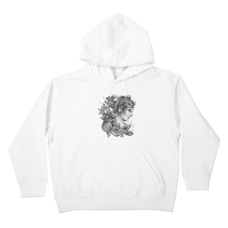 Limonana Kids Pullover Hoody by Toadhouse Editions