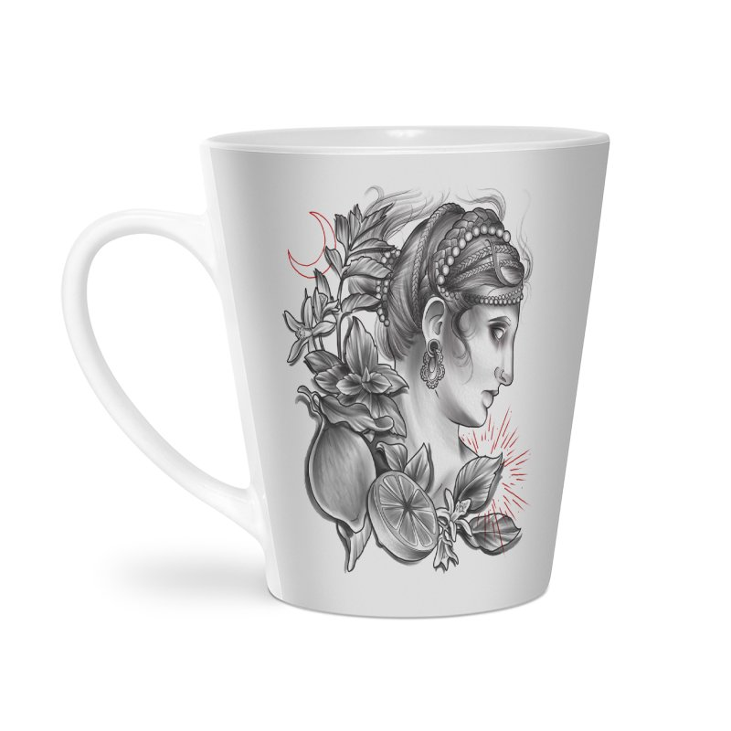 Limonana Accessories Latte Mug by Toadhouse Editions