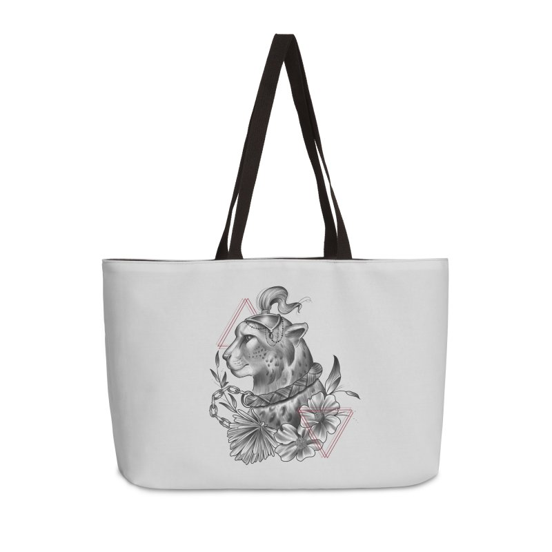 Acinonyx Accessories Weekender Bag Bag by Toadhouse Editions
