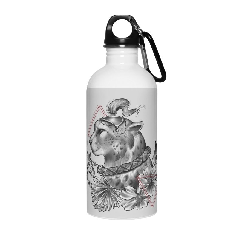 Acinonyx Accessories Water Bottle by Toadhouse Editions