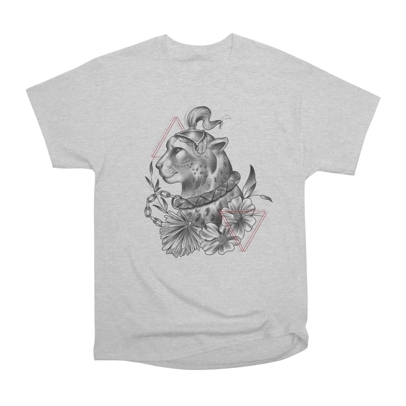 Acinonyx Men's Heavyweight T-Shirt by Toadhouse Editions