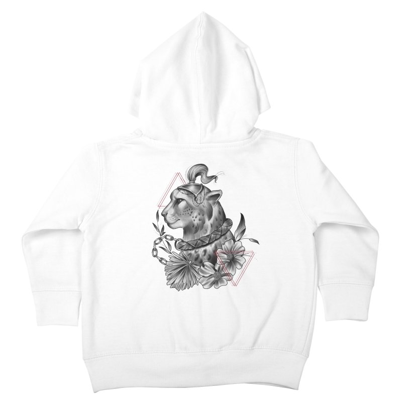 Acinonyx Kids Toddler Zip-Up Hoody by Toadhouse Editions