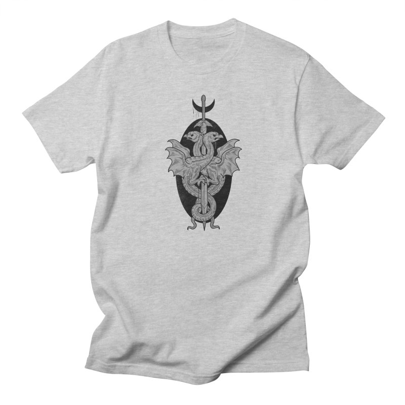 The Basilisks Women's Regular Unisex T-Shirt by Toadhouse Editions
