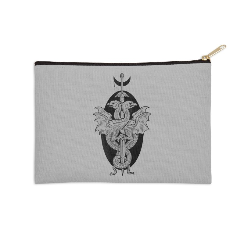 The Basilisks Accessories Zip Pouch by Toadhouse Editions