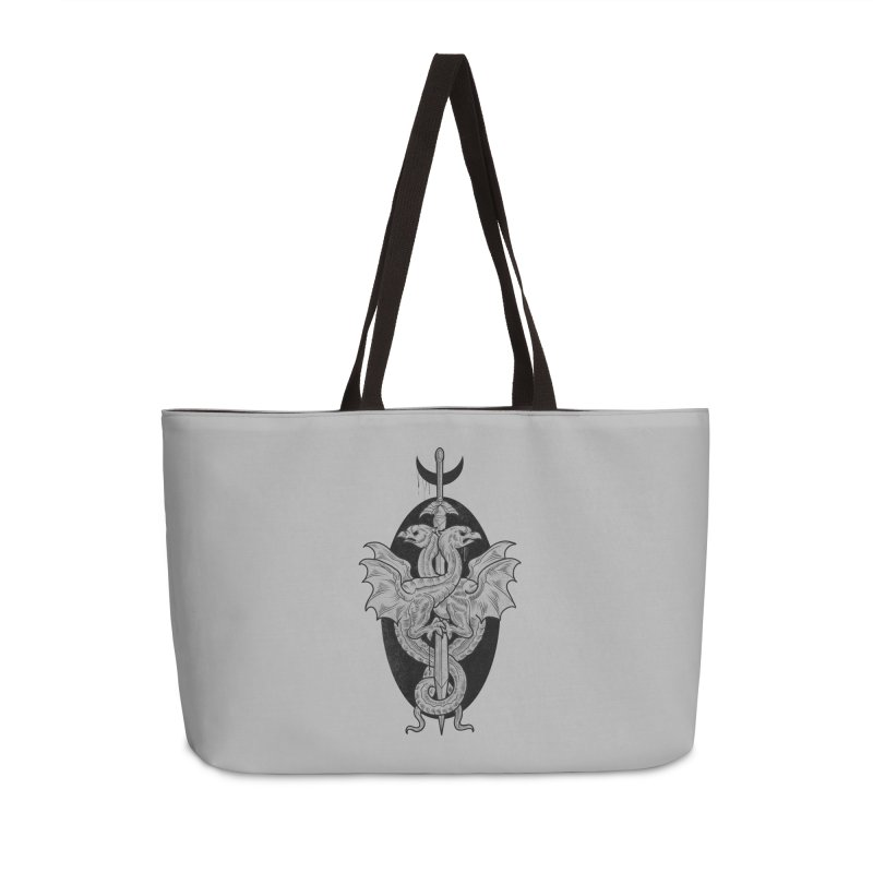 The Basilisks Accessories Weekender Bag Bag by Toadhouse Editions