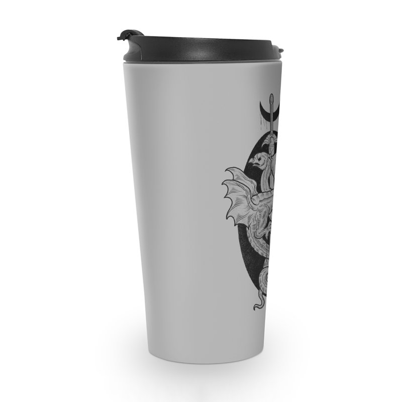 The Basilisks Accessories Travel Mug by Toadhouse Editions