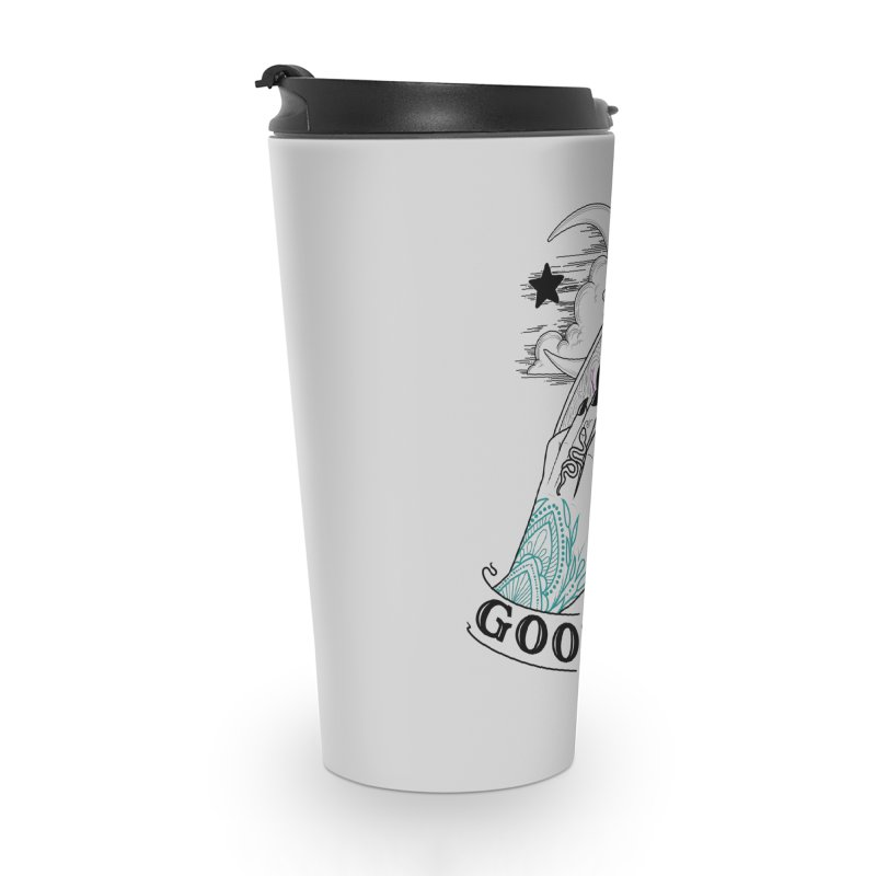 Goodbye! Accessories Travel Mug by Toadhouse Editions