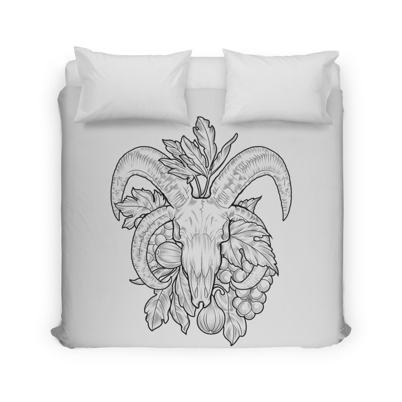 Faunus Home Duvet by Toadhouse Editions