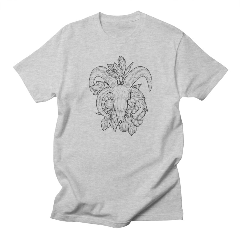 Faunus Men's Regular T-Shirt by Toadhouse Editions