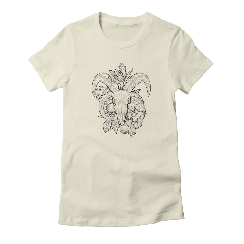 Faunus Women's T-Shirt by Toadhouse Editions