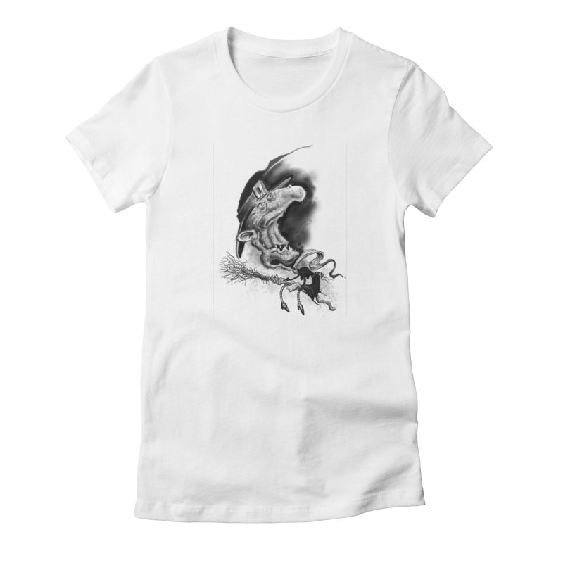 Witch Women's T-Shirt by Toadhouse Editions