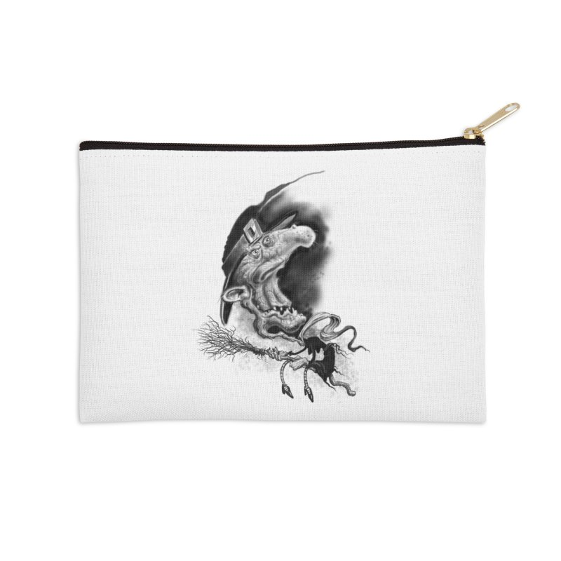 Witch Accessories Zip Pouch by Toadhouse Editions