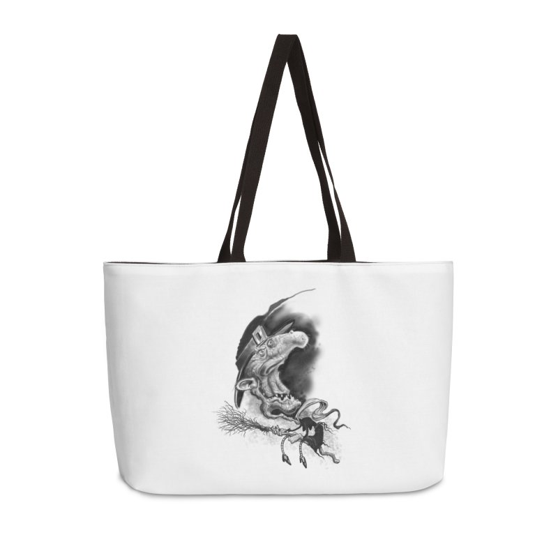 Witch Accessories Weekender Bag Bag by Toadhouse Editions