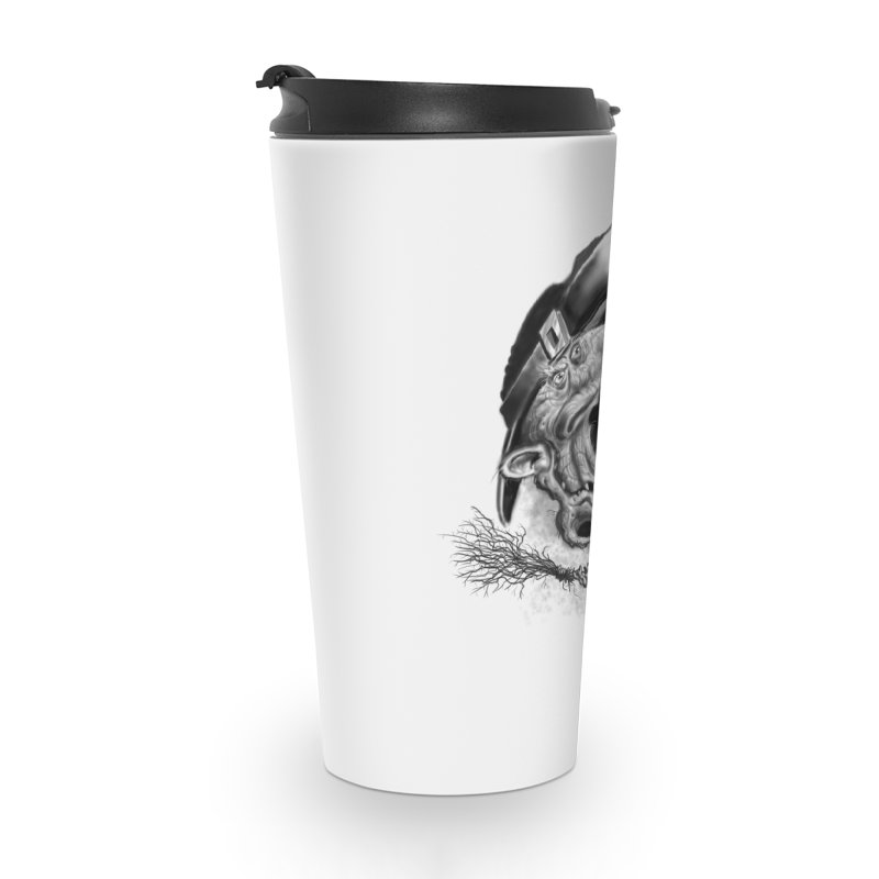 Witch Accessories Travel Mug by Toadhouse Editions