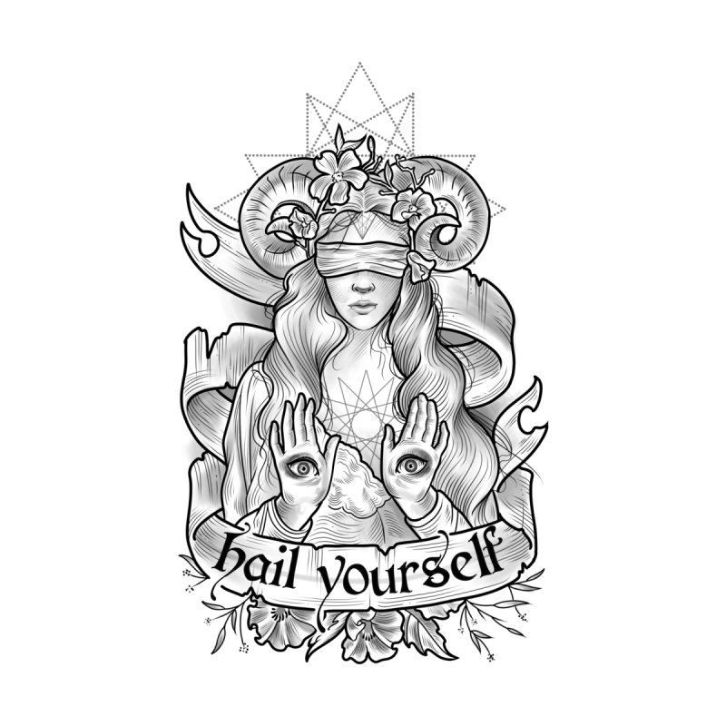 Hail Yourself! by Toadhouse Editions