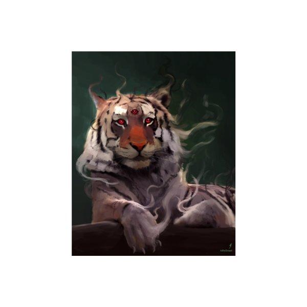 Design for Mystic Tiger