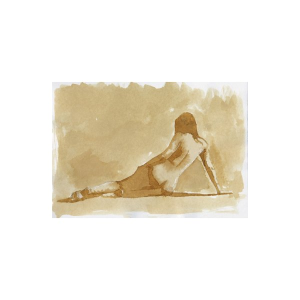 image for Nude in Coffee