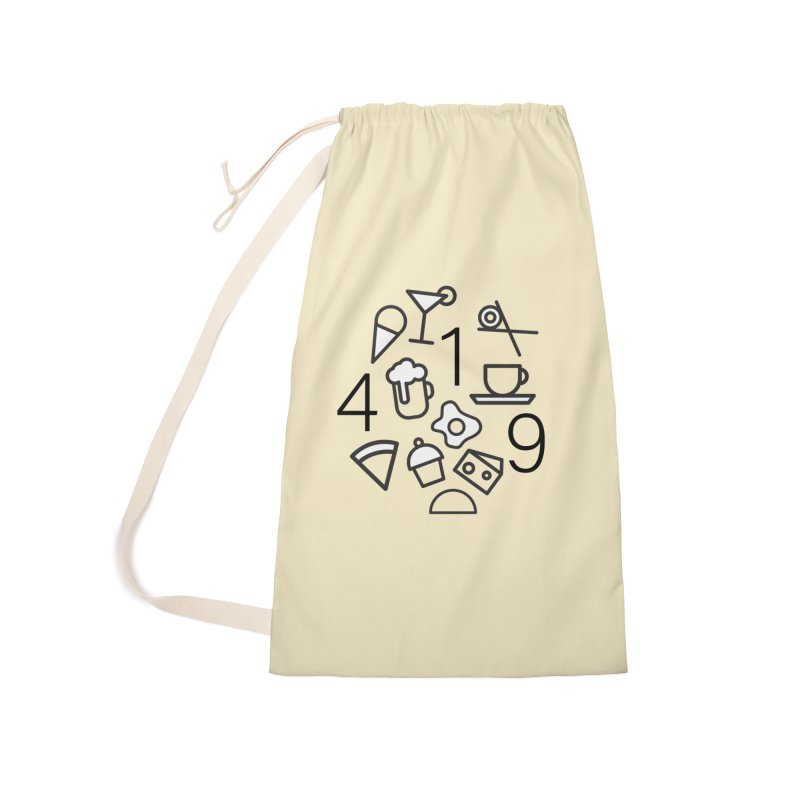419 Enjoys It All! Accessories Bag by Smashing Toledo