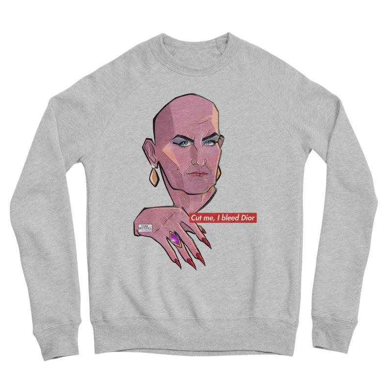 Goddess Women's Sponge Fleece Sweatshirt by Tom Taylor Illustrated