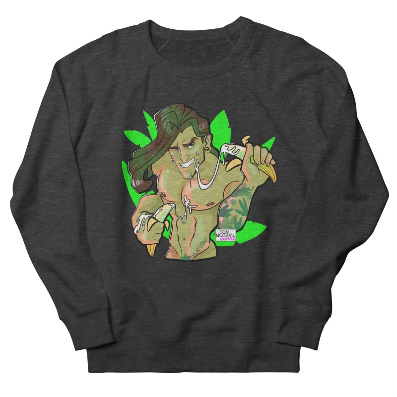 Swinger Men's French Terry Sweatshirt by Tom Taylor Illustrated