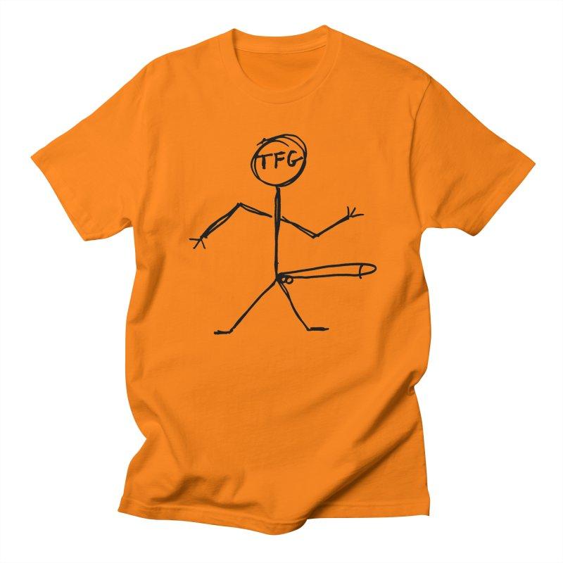 TFG the band Men's T-Shirt by TotallyFuckingGay's Artist Shop