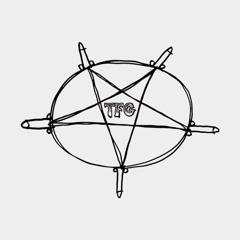 TFG Penis Pentagram by TotallyFuckingGay's Artist Shop