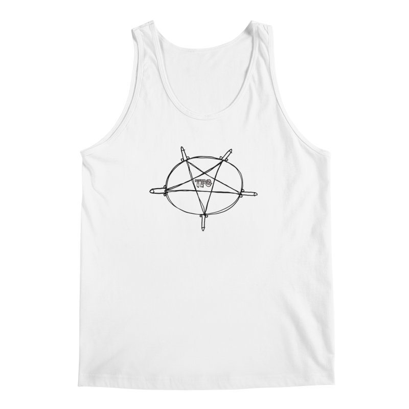 TFG Penis Pentagram Men's Regular Tank by TotallyFuckingGay's Artist Shop