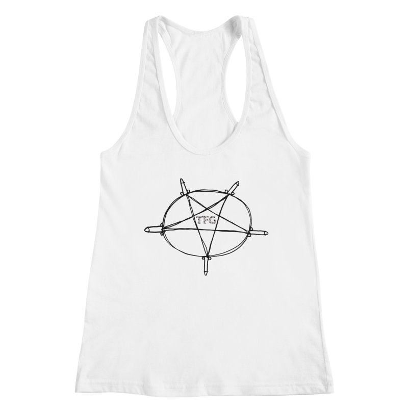 TFG Penis Pentagram 2 Women's Tank by TotallyFuckingGay's Artist Shop
