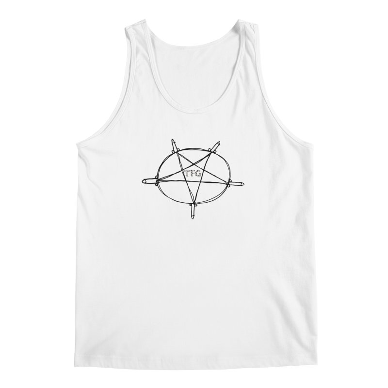 TFG Penis Pentagram 2 Men's Regular Tank by TotallyFuckingGay's Artist Shop