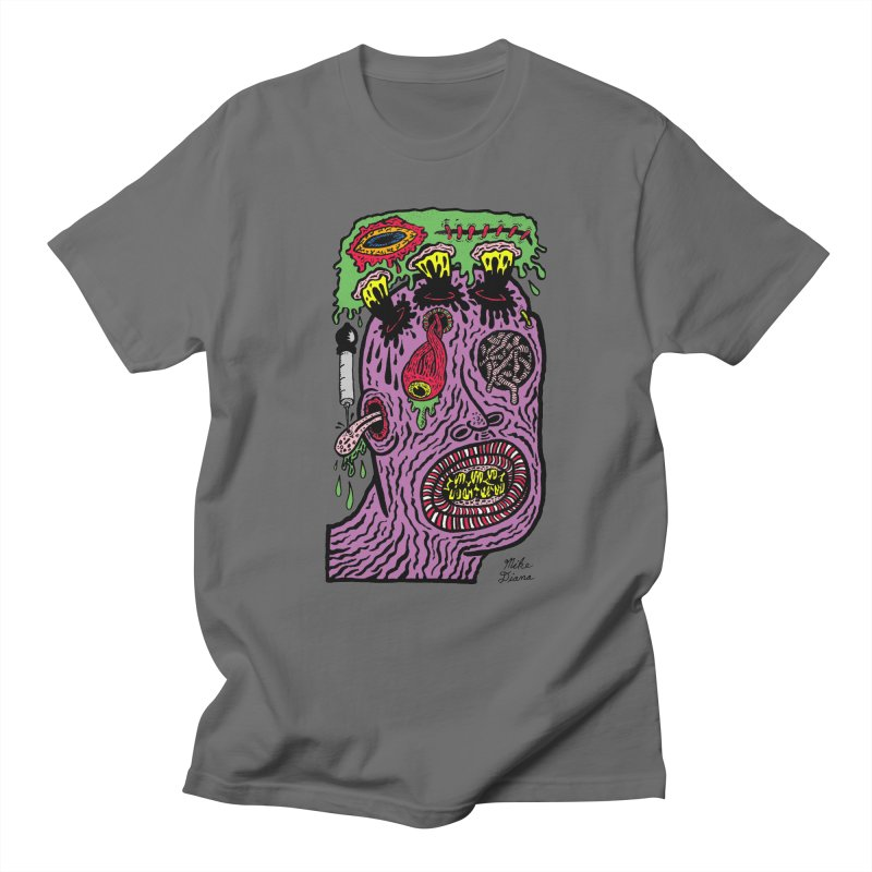 Boiled Angel 666 Men's T-Shirt by TotallyFuckingGay's Artist Shop