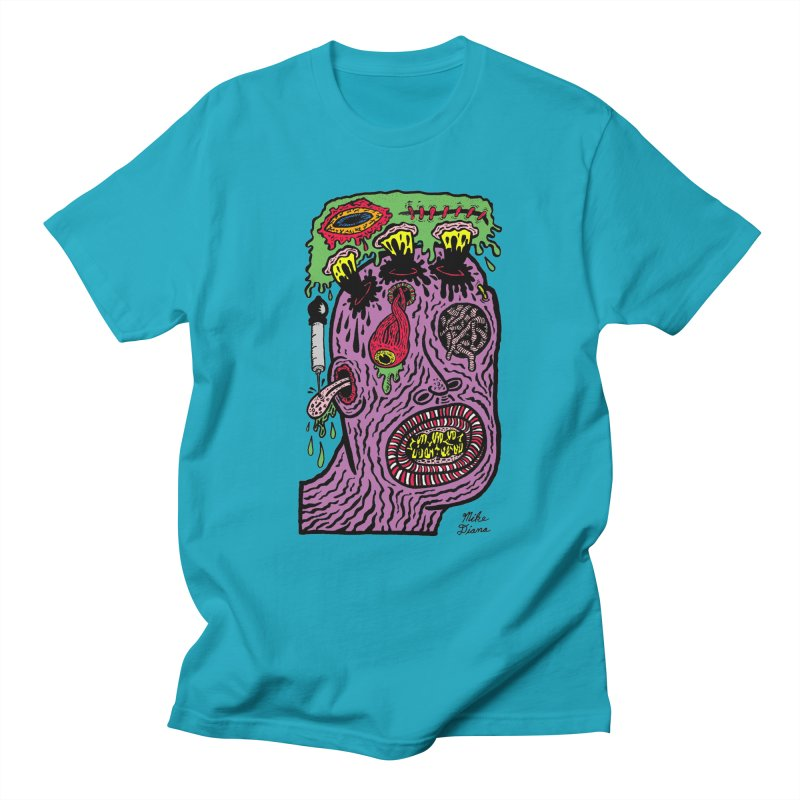Boiled Angel 666 Men's Regular T-Shirt by TotallyFuckingGay's Artist Shop