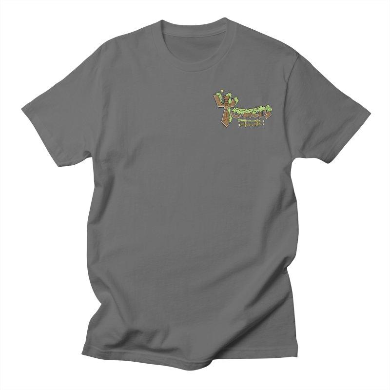 Towers Logo - Moss Variant Men's T-Shirt by TowersComics's Artist Shop