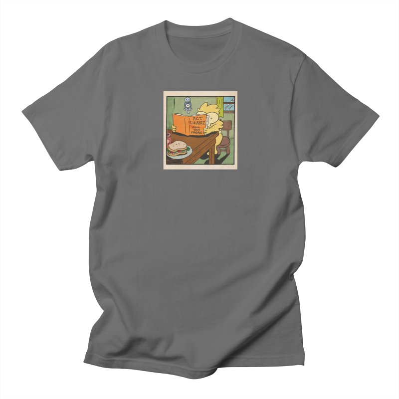 Towers - Act Likable Men's T-Shirt by TowersComics's Artist Shop