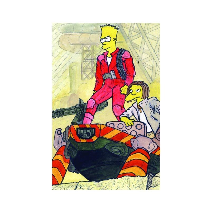 BARTKIRA Men's T-Shirt by TowersComics's Artist Shop