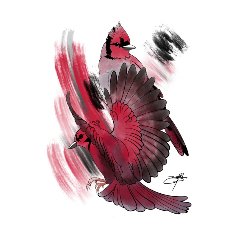 The Old North Bird by Tragiczackart's Artist Shop