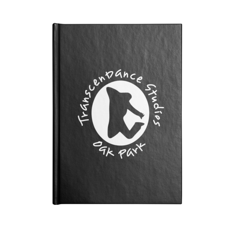 TranscenDance Studios Accessories Lined Journal Notebook by TranscenDance Studios