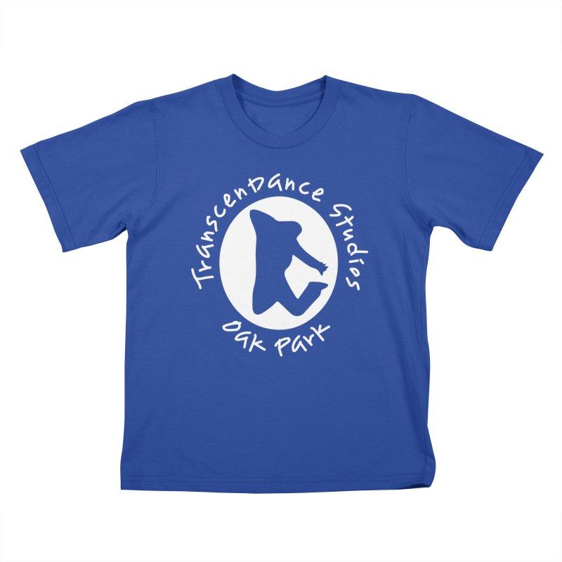 TranscenDance Studios Kids T-Shirt by TranscenDance Studios