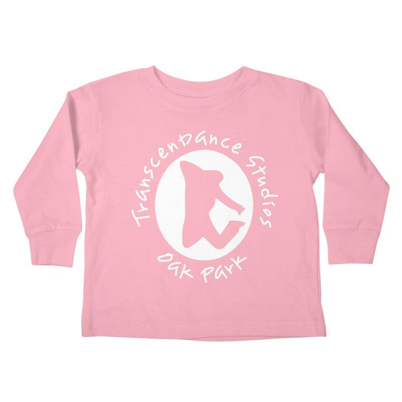 TranscenDance Studios Kids Toddler Longsleeve T-Shirt by TranscenDance Studios