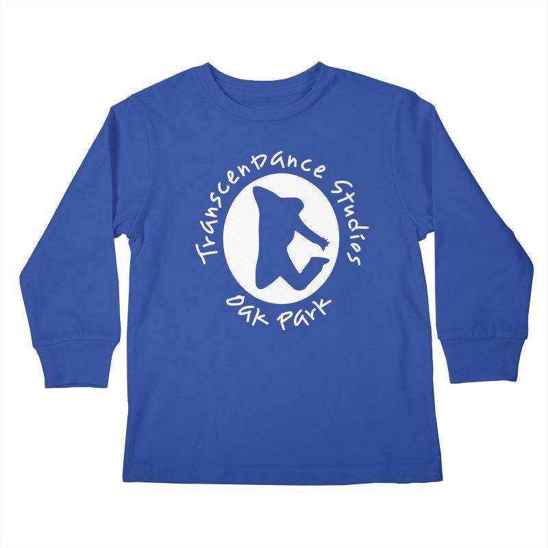 TranscenDance Studios Kids Longsleeve T-Shirt by TranscenDance Studios
