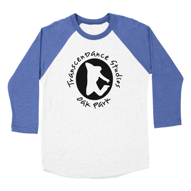 TranscenDance Studios Men's Baseball Triblend Longsleeve T-Shirt by TranscenDance Studios