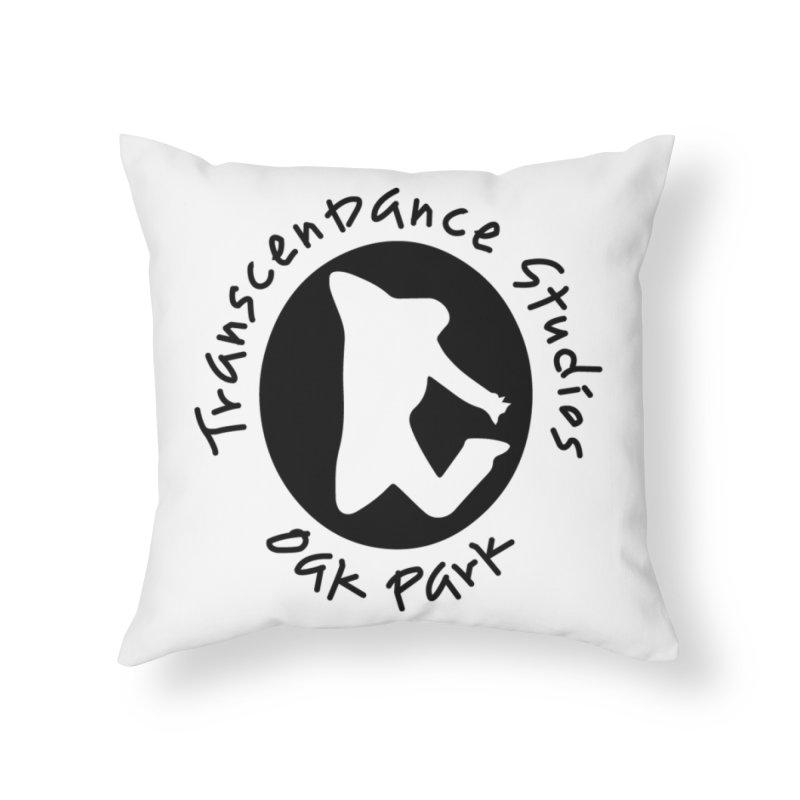 TranscenDance Studios Home Throw Pillow by TranscenDance Studios