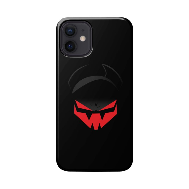 The Grinning Visage of Viral Accessories Phone Case by The Transypoo Tee Shirt Shop!