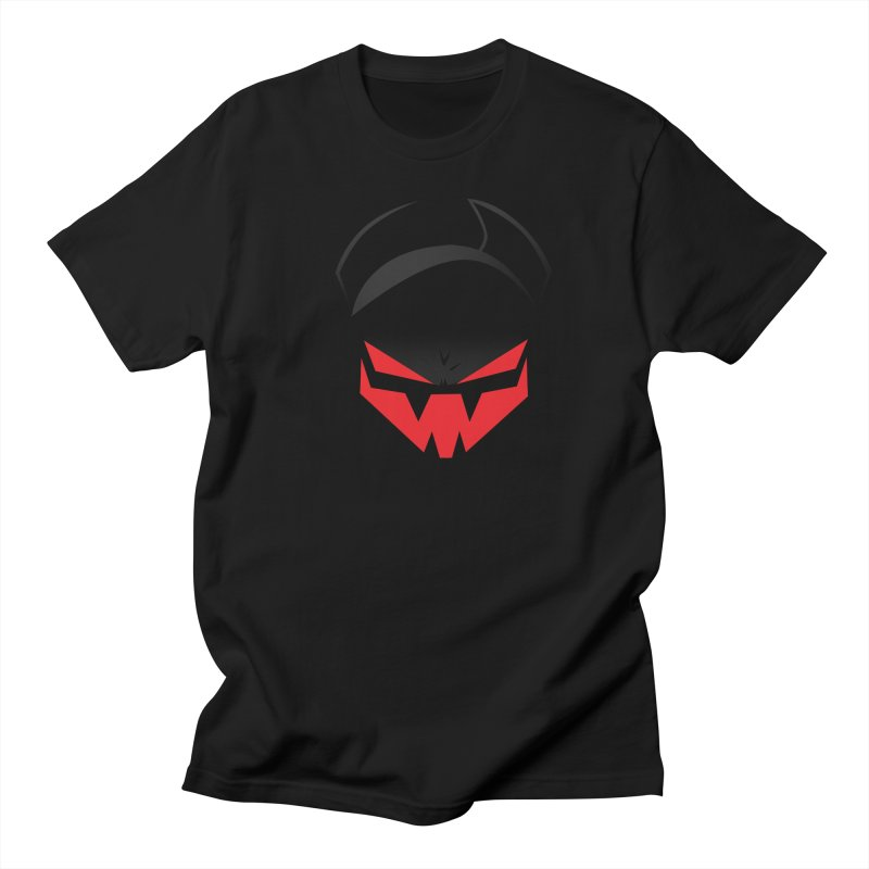 The Grinning Visage of Viral Men's T-Shirt by The Transypoo Tee Shirt Shop!