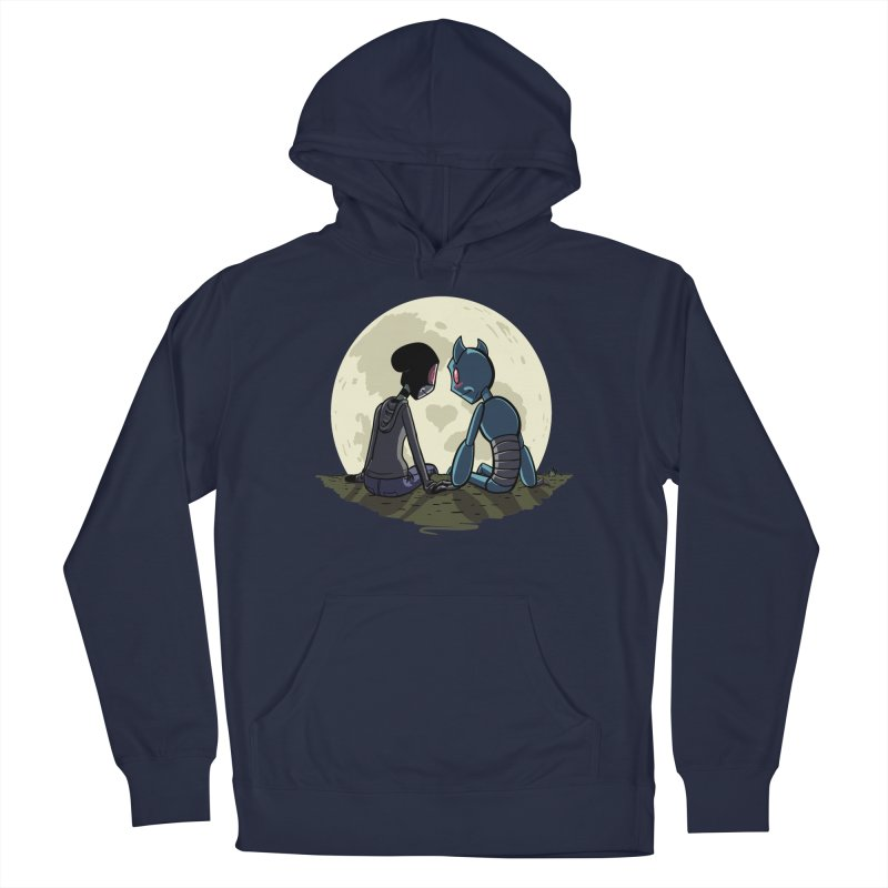 Transypoo + Skel Women's French Terry Pullover Hoody by The Transypoo Tee Shirt Shop!