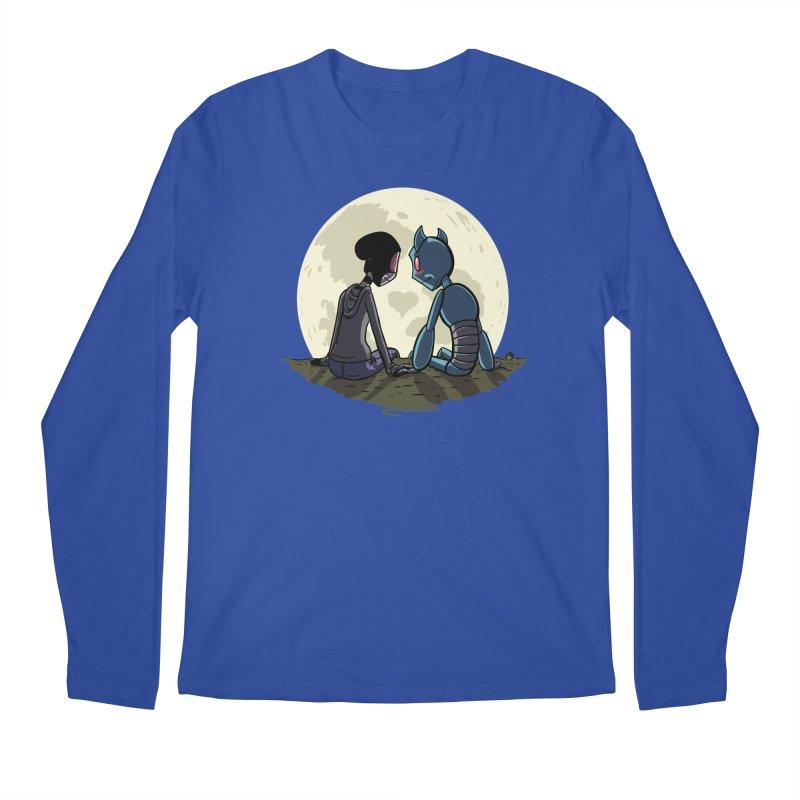 Transypoo + Skel Men's Regular Longsleeve T-Shirt by The Transypoo Tee Shirt Shop!
